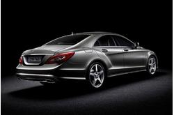 Fotos coches Mercedes-Benz Clase CLS