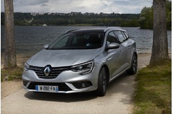 Fotos coches Renault  Renault  Mégane Sport Tourer Limited Energy TCe 74 kW (100 CV)