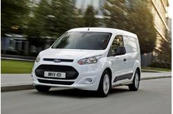 Fotos de furgonetas Ford Transit Connect