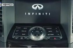Video Infiniti FX USB iPod Interface