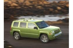 Jeep Patriot Limited 2007