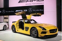 Video Mercedes-Benz SLS AMG Black Series Reportaje