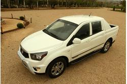 Fotos coches SsangYong  SsangYong  Actyon Sports Pick Up 200Xdi