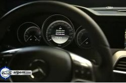 Mercedes-Benz Clase C 250 CDI Berlina Interior