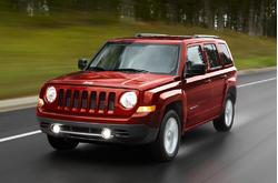 Asegurar JEEP PATRIOT