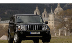 Fotos coches Jeep Commander