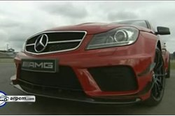 Mercedes-Benz Clase C 63 AMG Coupé Black Series