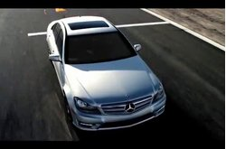 Mercedes-Benz Clase C Anuncio Tv