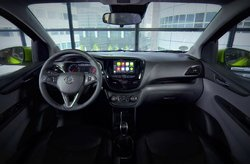 Vídeo Opel KARL 2015 Interior