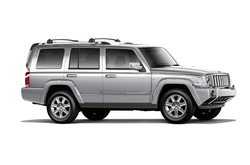 Fotos de coches Jeep Commander