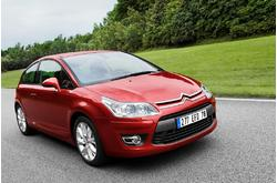 Fotos coches Citroën  C4 Coupé VTS Plus HDi 110 FAP Airdream