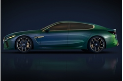 Fotos de coches BMW Concept M8 Gran Coupe