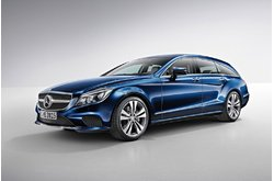 Mercedes-Benz Clase CLS Shooting Brake 2015