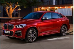 Fotos de coches BMW X4
