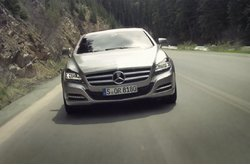 Video Mercedes-Benz Clase CLS 350