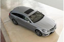 Mercedes-Benz CLS 63 AMG Shooting Brake 2011
