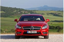 Mercedes-Benz CLS 500 Shooting Brake 2011