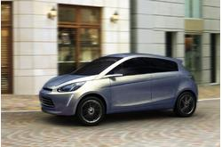 Fotos de coches Mitsubishi Concept Global Small