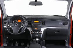 Fotos coches SsangYong  Korando D20T Limited 4x2