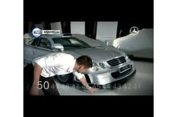 Video Mercedes-Benz Clase CLK GTR Información