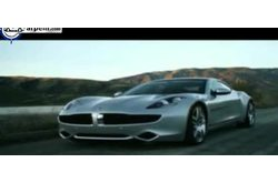 Video Fisker Karma Conducción