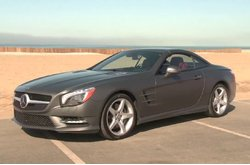 Video Mercedes-Benz Clase SL 550 Techo