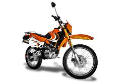 Fotos motos MX Motor Big Runner