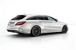 Mercedes-Benz Clase CLS 63 AMG Shooting Brake 2015