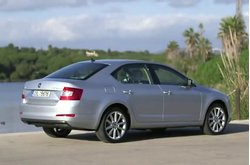 Video Skoda Octavia Detalles