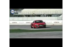 Audi R8 Coupe Plus Circuito