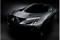 Fotos de coches Mitsubishi e-EVOLUTION CONCEPT