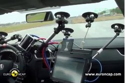 Video Skoda Octavia ESC Test