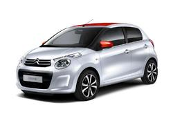 Fotos coches Citroën  Citroën  C1 5p PureTech 82 City Edition