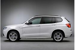 Fotos coches BMW X3