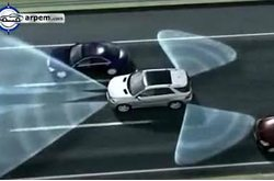 Mercedes-Benz Clase ML Blind Spot Assist