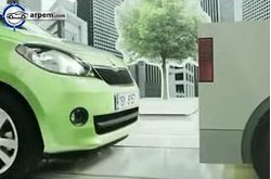 Video Skoda Citigo Firewall Integrado