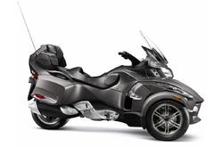 Fotos motos Can-Am Spyder RT S
