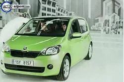 Video Skoda Citigo Cuatro Ranuras