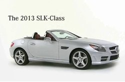 Video Mercedes-Benz Clase SLK Roadster Información