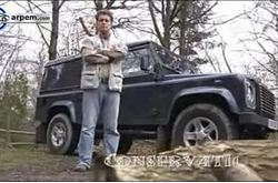 Video Land Rover Defender Reportaje 3
