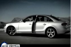Audi A4 The Chase