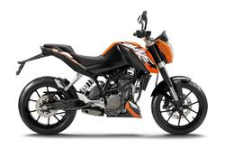 Fotos motos KTM 125 Duke
