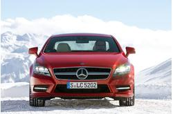 Mercedes-Benz CLS 350 CDi 4Matic 2011