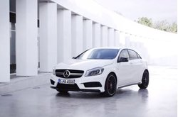 Mercedes-Benz Clase A 45 AMG turbo