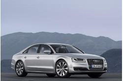 Fotos coches Audi A8