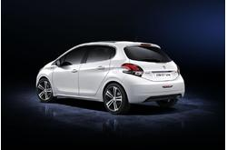 Fotos coches Peugeot 208