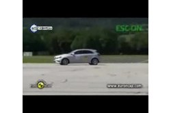 Mercedes-Benz Clase A ESC Test