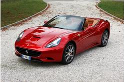 Fotos coches Ferrari  California