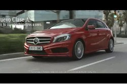 Mercedes-Benz Clase A Comercial Tv