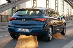 Fotos coches Opel  Opel  Astra 5p GS Line 1.5D 90 kW (122 CV)